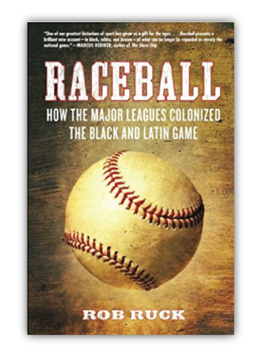 Raceball book cover