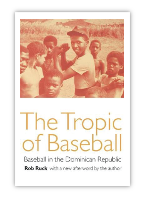 Tropic of Baseball book cover