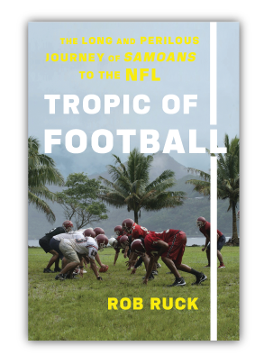 Tropic of Football book cover